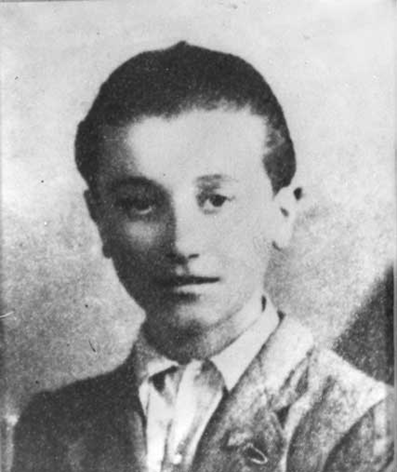 I fucilati al Poligono del 26 giugno '44 : Giancarlo Campioli