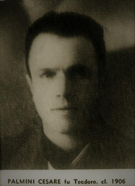 Cesare Palmini.