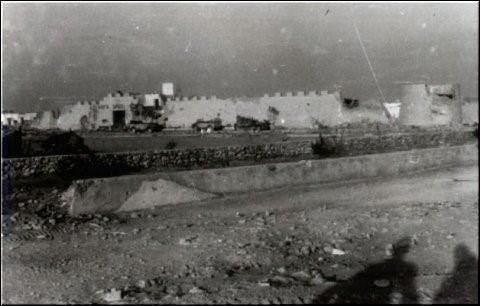 Disperso nella battaglia di Bardia, in Libia