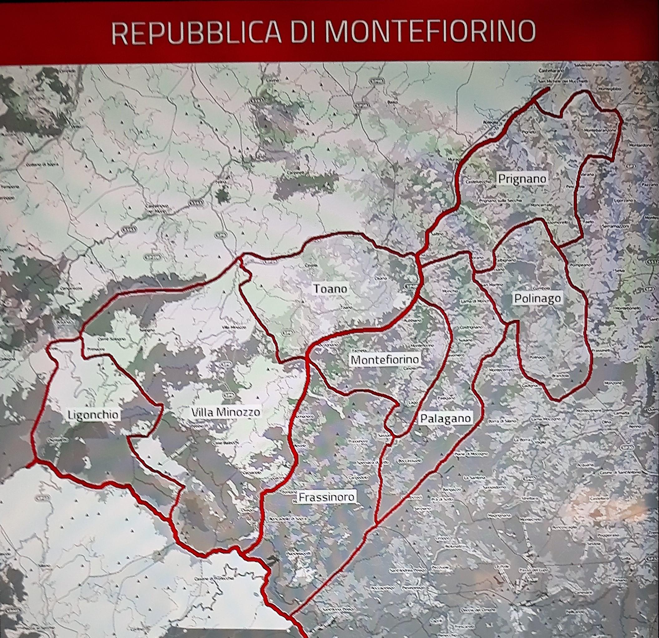 La Repubblica di Montefiorino