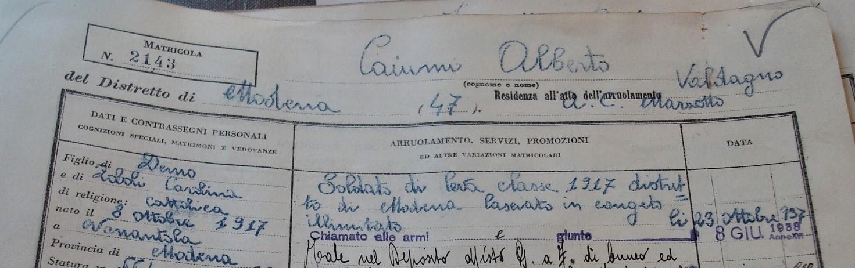 Alberto Cajumi